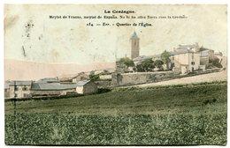 ERR - Quartier De L'église - Carte Peu Courante -  Voir Scan - France