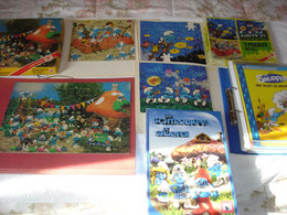 De Smurfen Stripcollectie 1/10 Delen Standaard Uitgave - Livres, BD, Revues