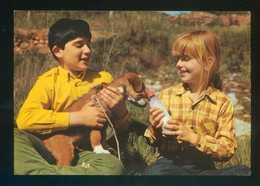 Ed. C. Y Z. Nº 7107/31-A. Escrita. - Niños