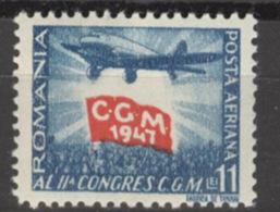 Rumänien 1092 ** Postfrisch - 1918-1948 Ferdinand, Carol II. & Mihai I.