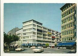 74 - ANNEMASSE / PLACE DE L'HOTEL DE VILLE - AUTOS CITROEN DS BREAK - Annemasse