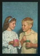 Ed. C. Y Z. Nº 6615. Escrita. - Niños