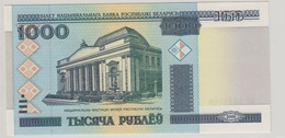 BELARUS 1000 Roubles 2000 P28 UNC - Belarus