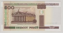 BELARUS 500 Roubles 2000 P27 UNC - Belarus