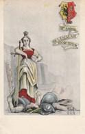 Carte Postale Ancienne Illustrée Par H. Schmidt - Genève - Suisse - 3°centenaire De L'Escalade - 1602-1902 - Illustrators & Photographers