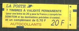 CARNET 1505 MARIANNE DE BRIAT. CARNET NON OUVERT - Carnets