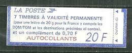 CARNET 1506 MARIANNE DE BRIAT. CARNET NON OUVERT - Carnets