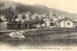 Ligne Du Pont -Brassus - VD Vaud