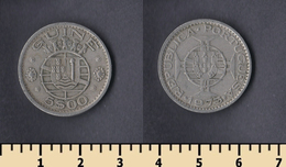 Guinea-Bissau 5 Escudos 1973 - Guinea-Bissau