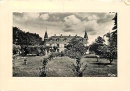 37 LARCAY Château De Bellevue  - Orphelinat Du Sacré Coeur CPSM GF Ed Combier - Andere Gemeenten