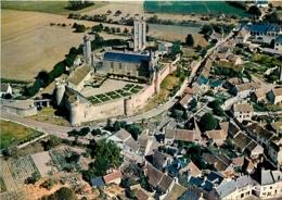 37 LE GRAND PRESSIGNY Vue Aérienne Générale - Le Château CPM Ed. Combier - Le Grand-Pressigny