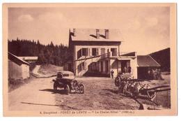 """3687 - Forêt De Lente ( 26 ) Dauphiné - """" Le Chalet Hôtel """" ( 1080 M ) - A. Mollaret à Grenoble - N°8 - - Autres Communes"""