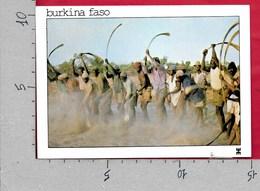 CARTOLINA NV BURKINA FASO - DOUNA - Travail Collectif - 10 X 15 - Burkina Faso