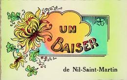Un Baiser  De  Nil Saint Martin ,( Mont Saint Guibert ) - Walhain