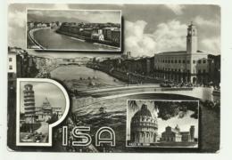 PISA - VEDUTE   VIAGGIATA FG - Pisa