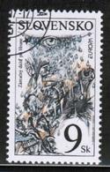 CEPT 1997 SK MI 278 SLOVAKIA USED - 1997