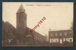 Louise-Marie (Ellezelle) Eglise Et Présbytère. - Ellezelles