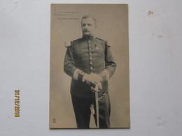 AR  : Guerre 1914-1918 - Portrait Du Colonel BOUGON - Characters