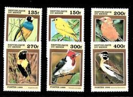 Serie De Benin Nº Yvert 862/67 ** AVES (BIRDS) - Benin – Dahomey (1960-...)