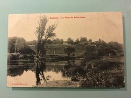 LUNEVILLE. — La Ferme De Sainte-Anne - Luneville