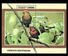 Hoja Bloque De Benin Nº Yvert HB-51 **  AVES (BIRDS) - Benin – Dahomey (1960-...)