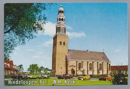 NL.- HINDELOOPEN. Ned. Herv. Kerk. Old Cars. - Kerken En Kathedralen