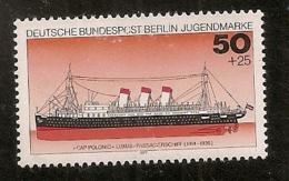 BERLIN    N°  507   NEUF ** - [5] Berlin