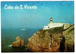 Ref 1257 - 3 Unused Postcards - Cabo Verde Cape Verde - Ex Portugal Colony - Lighthouse ++ - Cape Verde