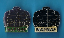 LOT 2 PIN'S //   ** NAFNAF / 2 DIFFÉRENTS ** - Pin's