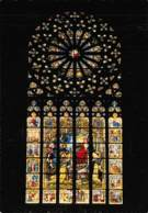 Vitrail De L'eglise Notre Dame Du Folgoet - Bretagne