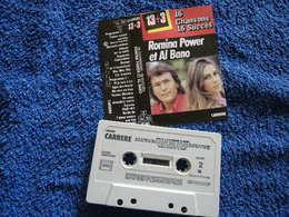 ROMINA PÖWER & AL BANO VOIR DESCRIPTIF ET PHOTO... REGARDEZ LES AUTRES (PLUSIEURS) - Cassettes Audio
