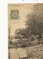 Kanoewerft In Siar  Used From Rabaul Deutsch Neu Guinea To Bucarest Romania - Papua New Guinea