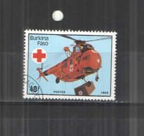 Burkina Faso   PO 1985 Storia  Aereomobili  Scott.750+See Scan On Album Tematica Ferrovie; - Burkina Faso (1984-...)