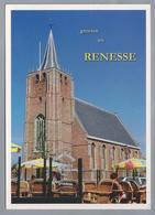 NL.- Groeten Uit RENESSE. N.H. KERK. - Gruss Aus.../ Gruesse Aus...