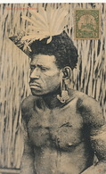 Neu Guinea Mann  Used From Rabaul Deutsch Neu Guinea Rabaul To Cuba Via Nagasaki - Papouasie-Nouvelle-Guinée