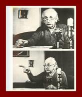 Albert Einstein Discours Contre La Bombe H - Historische Figuren