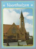 NL.- VOORTHUIZEN. Gereformeerde Kerk. - Kerken En Kathedralen