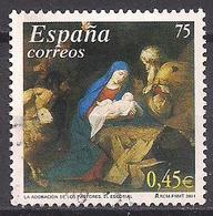 Spanien (2001)  Mi.Nr.  3671  Gest. / Used  (1ad61) - 1931-Today: 2nd Rep - ... Juan Carlos I
