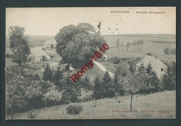 MOMIGNIES. Bourges (Frontière) Voir Dos. - Momignies