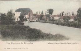 Chapelle-St-Lambert ;Les Environs De Bruxelles,La Lasne à Lasne Chapelle Saint Lambert ,COLORISEE,Nels Série11 ,n°2 8 - Lasne