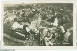Vaals; Panorama - Niet Gelopen. (Gebr. Simons - Ubach Over Worms) - Vaals