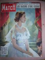 Paris Match N° 69 15 Juillet 1950 Margareth Guerre De Corée Conservatoire Venise - General Issues