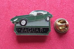 Pin's,Voiture JAGUAR, Oldtimer - Jaguar