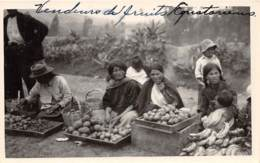 Equateur - Ethnic / 09 - Vendeurs De Fruits - Equateur