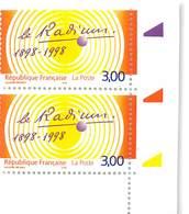FRANCE 1998  N°3210** LA PAIRE BDF - France