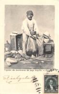 Equateur - Ethnic / 18 - Tejedor De Sombreros De Paja Toquilla - Equateur