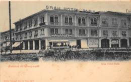 Equateur - Guayaquil / 02 - Gran Hotel Paris - Equateur