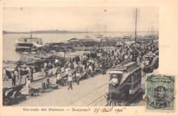 Equateur - Guayaquil / 04 - Mercado Del Malecon - Equateur