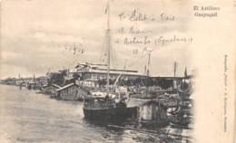 Equateur - Guayaquil / 05 - El Astillero - Belle Oblitération - Equateur