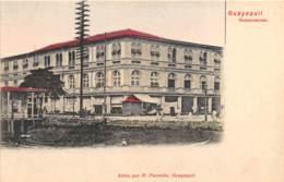 Equateur - Guayaquil / 07 - Gobernacion - Equateur